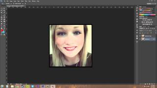 Photoshop CS6 Tutorial - 103 - How to Remove Red Eye