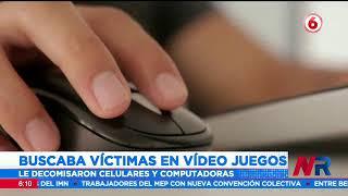 Detienen a supuesto pedófilo en Pérez Zeledón