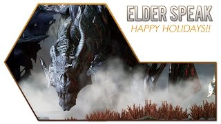 Elder Speak - Happy Holidays!