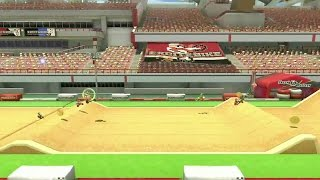 Mario Kart 8 - Excitebike Arena Trailer for Mario Kart 8