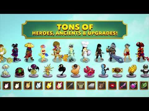 Clicker Heroes2 6 6 下载适用于Android的安装包— Aptoide