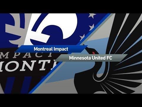 Highlights: Montreal Impact vs. Minnesota United | September 16, 2017