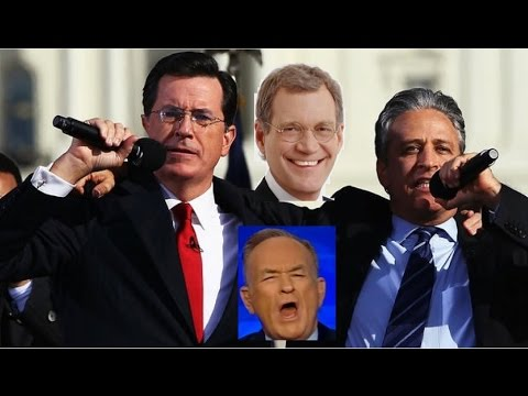 connectYoutube - Best of Bill O'Reilly Owned by Letterman, Stewart, Colbert