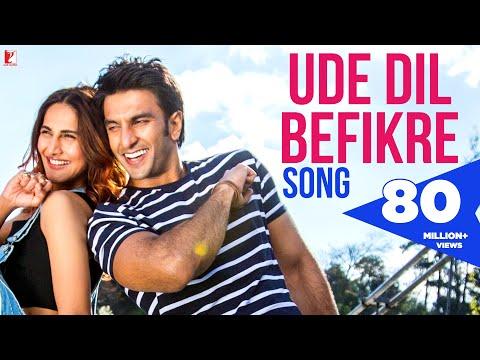 Ude Dil Befikre Lyrics - Title Song | Ranveer Singh, Vaani Kapoor