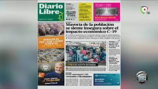 Titulares de los periódicos dominicanos del viernes 22MAY | Hoy Mismo