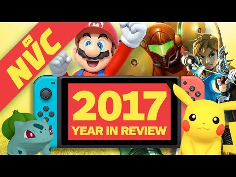 connectYoutube - Nintendo Year in Review 2017 - Nintendo Voice Chat Ep. 388
