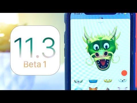 iOS 11.3 Beta 1 | What's new?