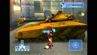 Прохождение Iron Man 10 серия - Спасательная миссия