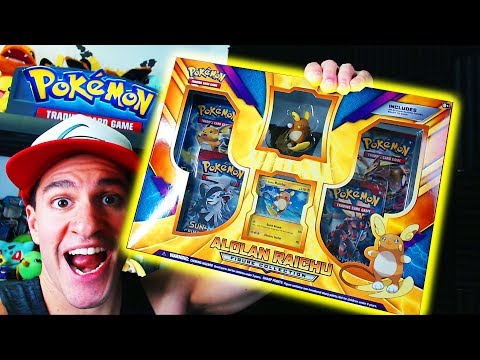 OPENING NEW POKEMON BOX OF 2018!