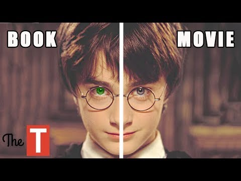 connectYoutube - 10 Things The Harry Potter Movies Left Out