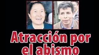 Agatha Lys SOBRE LAS ELECCIONES 2021: PEDRO CASTILLO SORPRENDERÁ ¿Y KEIKO