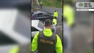 Capturan dos hermanos en Sabaneta que presuntamente atemorizaban a la comunidad - Telemedellín