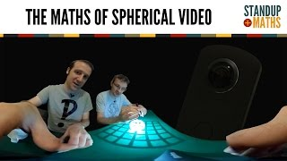 The maths of spherical video