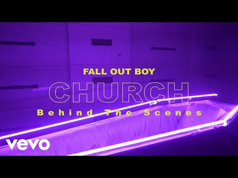 connectYoutube - Fall Out Boy - Church (Beyond The Video)
