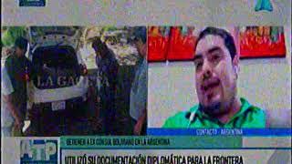 17 de diciembre, Ex Consul de Evo Morales atrapado con droga en Argentina