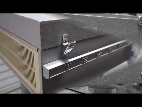 Kорабельный катушечный магнитофон Тембр 2С