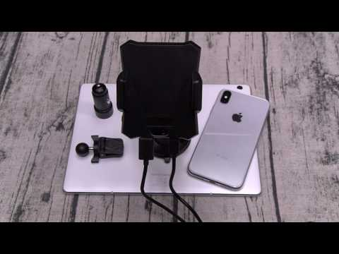 This Automatic Wireless Charger Is Amazing!