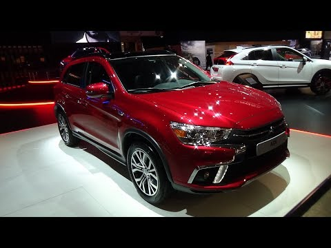 2018 Mitsubishi ASX - Exterior and Interior - Auto Show Brussels 2018