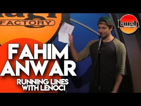 connectYoutube - Running Lines with Lenoci | Fahim Anwar | Laugh Factory Comedy