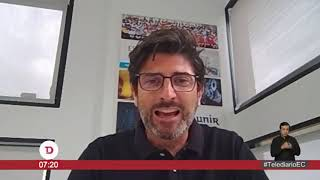 #EntrevistasTelediario | Gabriel García Prieto, director de Relaciones Internacional de la UNIR