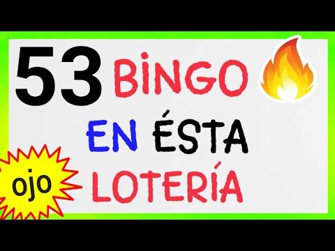 Loteria NEW YORK TARDE (( 53 )) BINGO HOY / los PALÉ más FUERTES para éste DÍA/ SORTEOS de LOTERÍAS.