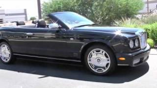 2009 Bentley Azure Convertible Overall
