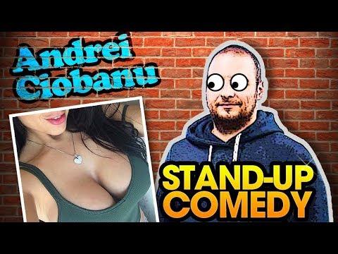 connectYoutube - Andrei Ciobanu - Despre nimfomane (stand-up comedy @Club99)