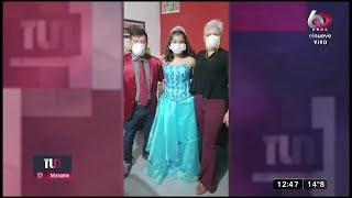 Neuquén: El vals de los 15 en tiempo de pandemia