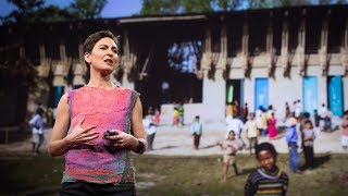 The warmth and wisdom of mud buildings | Anna Heringer
