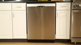 Begrudging praise for an annoyingly awesome Bosch dishwasher