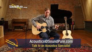Eastman E20OM Adirondack/Rosewood Acoustic #15755138 Quick 'n' Dirty