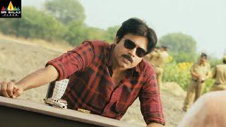 Gabbar Singh Movie Scenes | Pawan Kalyan Meeting Abhimanyu Singh | Latest Telugu Scenes - SRIBALAJIMOVIES