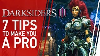 7 Tips To Make You a Pro at Darksiders 3