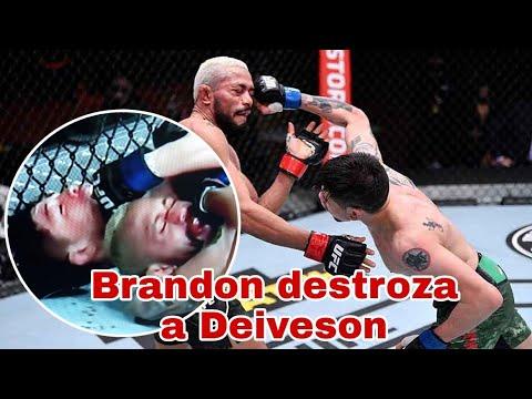 Resumen de la pelea Deiveson Figueiredo vs. Brandon Moreno UFC 263