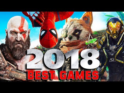 connectYoutube - THE BEST GAMES OF 2018 / 2019