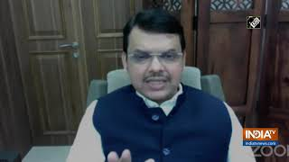 Rahul Gandhi making Shiv Sena a scapegoat in Maharashtra: Devendra Fadnavis - INDIATV