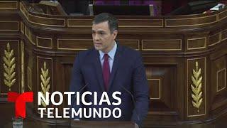 Pedro Sánchez encabezará primer gobierno de coalición en España   Noticias Telemundo