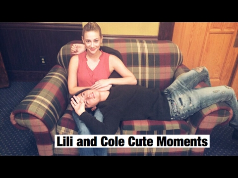 connectYoutube - Lili Reinhart & Cole Sprouse | Cute Moments (Part 3)
