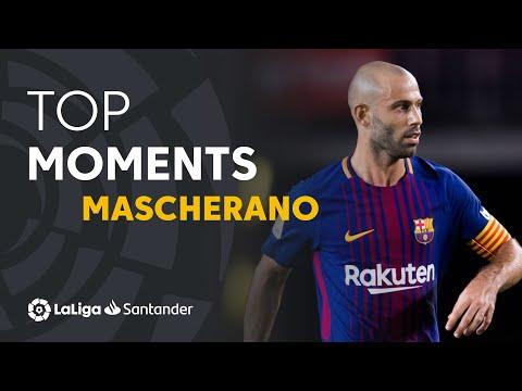 Revive los mejores momentos de Mascherano con el FC Barcelona