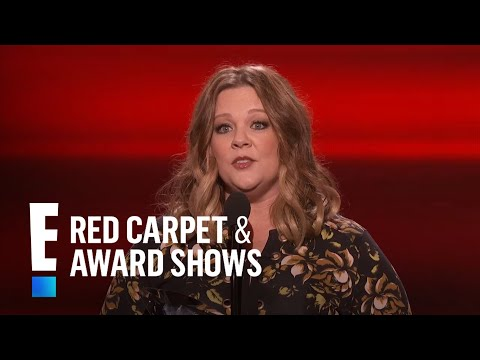 connectYoutube - Melissa McCarthy is The People's Choice for