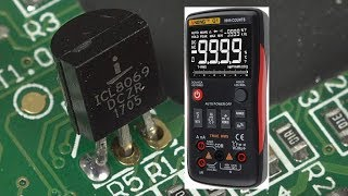 EEVblog #1096 - ANENG Q1 Multimeter Teardown (Now in 4K!)