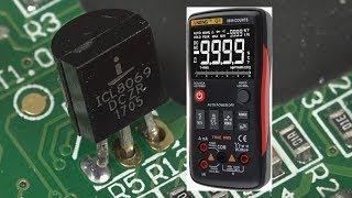 EEVblog #1096 - ANENG Q1 Multimeter Teardown (Now in 4K!)