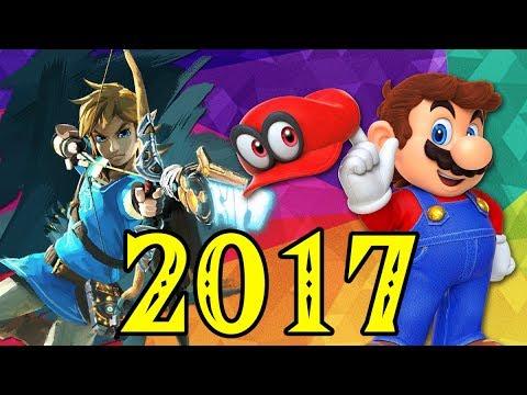 connectYoutube - Top 10 Nintendo Games of 2017