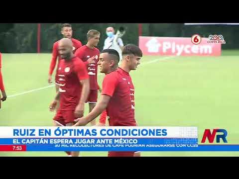Bryan Ruíz espera jugar ante México: Asegura que la última palabra la tiene Luis Fernando Suárez