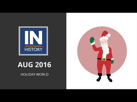 InHistory episode 16 Holiday World | in.gov