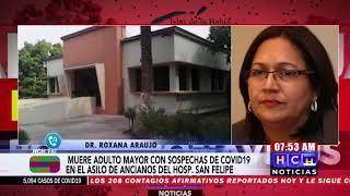 Se confirma muerte por covid19 de septuagenario en asilo de San Felipe