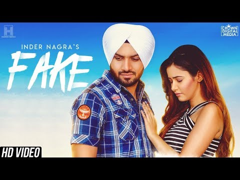 FAKE LYRICS - Inder Nagra