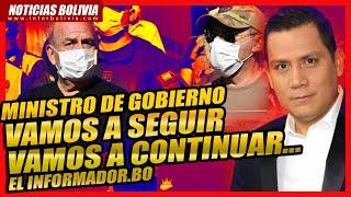 ???? Pulso entre Ministro Murillo y Junior Arias deja un gran vencido y es la libertad de expresión ????