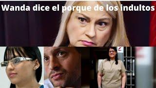 Wanda Vazquez da detalles sobre los indultos que dio