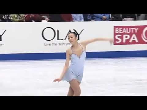 Evgenia Medvedeva Dancer on Ice PCS Pyeong Chang 2018 10.0 Goddess